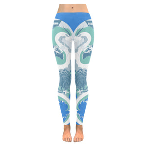 Dragon of the River Leggings