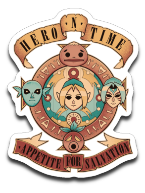 Appetite For Salvation-Decals-Typhoonic Artwork|Threadiverse