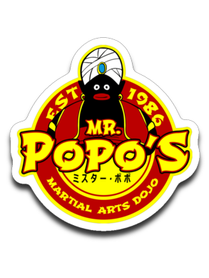 Popo's Dojo-Decals-Carlo1956|Threadiverse