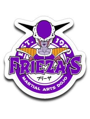 Frieza's Dojo-Decals-Carlo1956|Threadiverse
