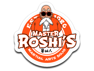 Master Roshi Dojo-Decals-Carlo1956|Threadiverse