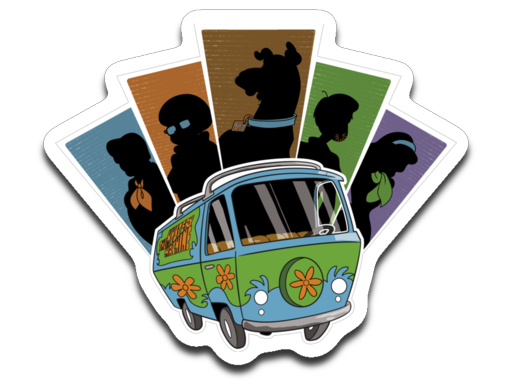 Mystery Pals-Decals-Skullpy|Threadiverse