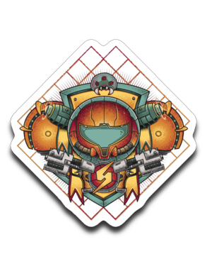Samus Crest-Decals-Typhoonic Artwork|Threadiverse