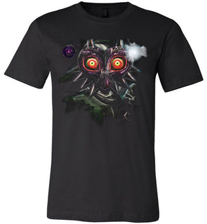Majora's Mask-Gaming Shirts-Barrett Biggers|Threadiverse