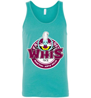 Whis Dojo-Anime Tank Tops-Carlo1956|Threadiverse