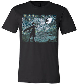 Starry Fantasy-Gaming Shirts-Ddjvigo|Threadiverse