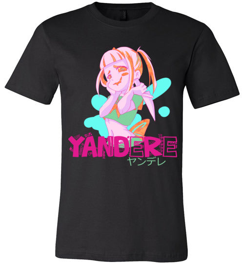 Yandere-Anime Shirts-PsychoDelicia|Threadiverse