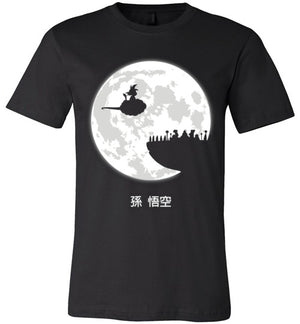 Dont Look at the Full Moon-Anime Shirts-Ddjvigo|Threadiverse