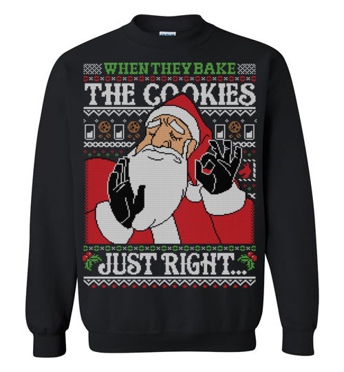When They Bake The Cookies Just Right-Pop Culture Shirts-Punksthetic Designs|Threadiverse