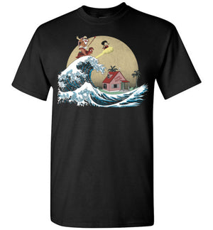 '- The Great Adventure --Anime Shirts-Ddjvigo|Threadiverse