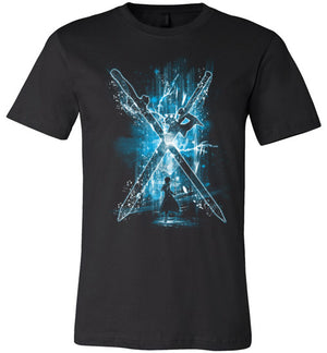 2 Sword Storm-Anime Shirts-Kharmazero|Threadiverse