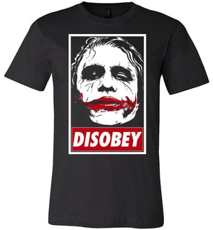 Disobey-Comics Shirts-Ddjvigo|Threadiverse