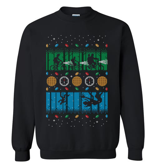 Upside Down Christmas-Pop Culture Shirts-Stationjack|Threadiverse