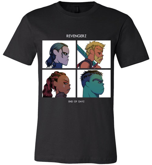 Revengerz-Comics Shirts-Angzdu|Threadiverse