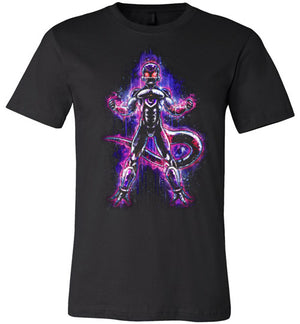 Lord Frieza-Anime Shirts-Barrett Biggers|Threadiverse