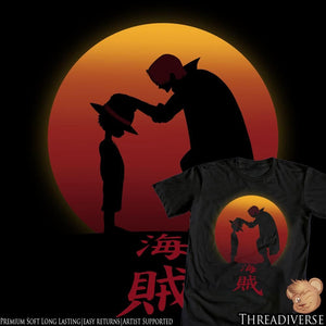 I Will Be Pirate King-Anime Shirts-Ddjvigo|Threadiverse