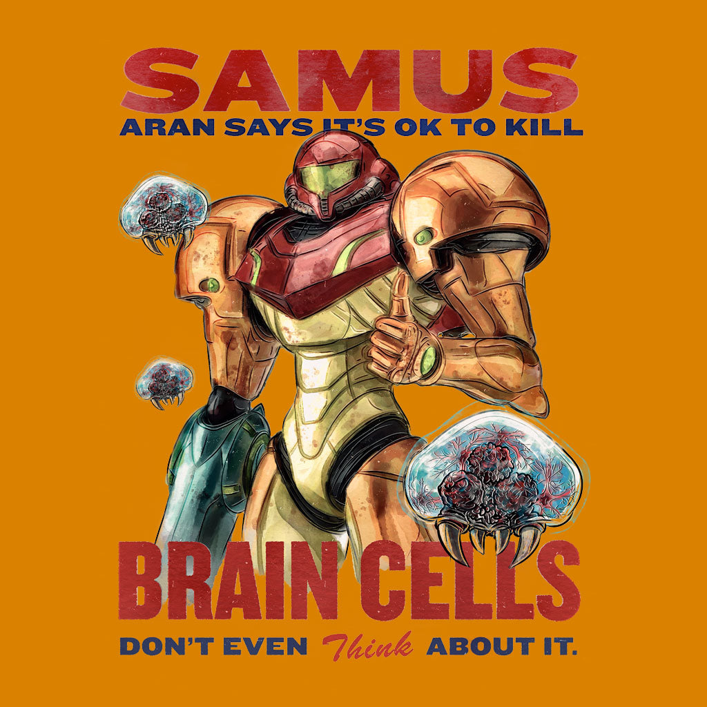 Let's Kill Some Brain Cells-Gaming Shirts-Barrett Biggers|Threadiverse