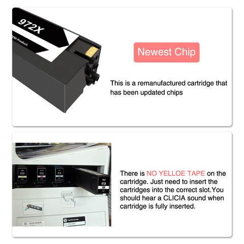 577z 577dw 972X Works with: PageWide Pro 452dn Harris Imaging Supply Remanufactured Inkjet Replacement for HP L0S01AN High Yield 552dw Magenta 477dn 452dw 477dw