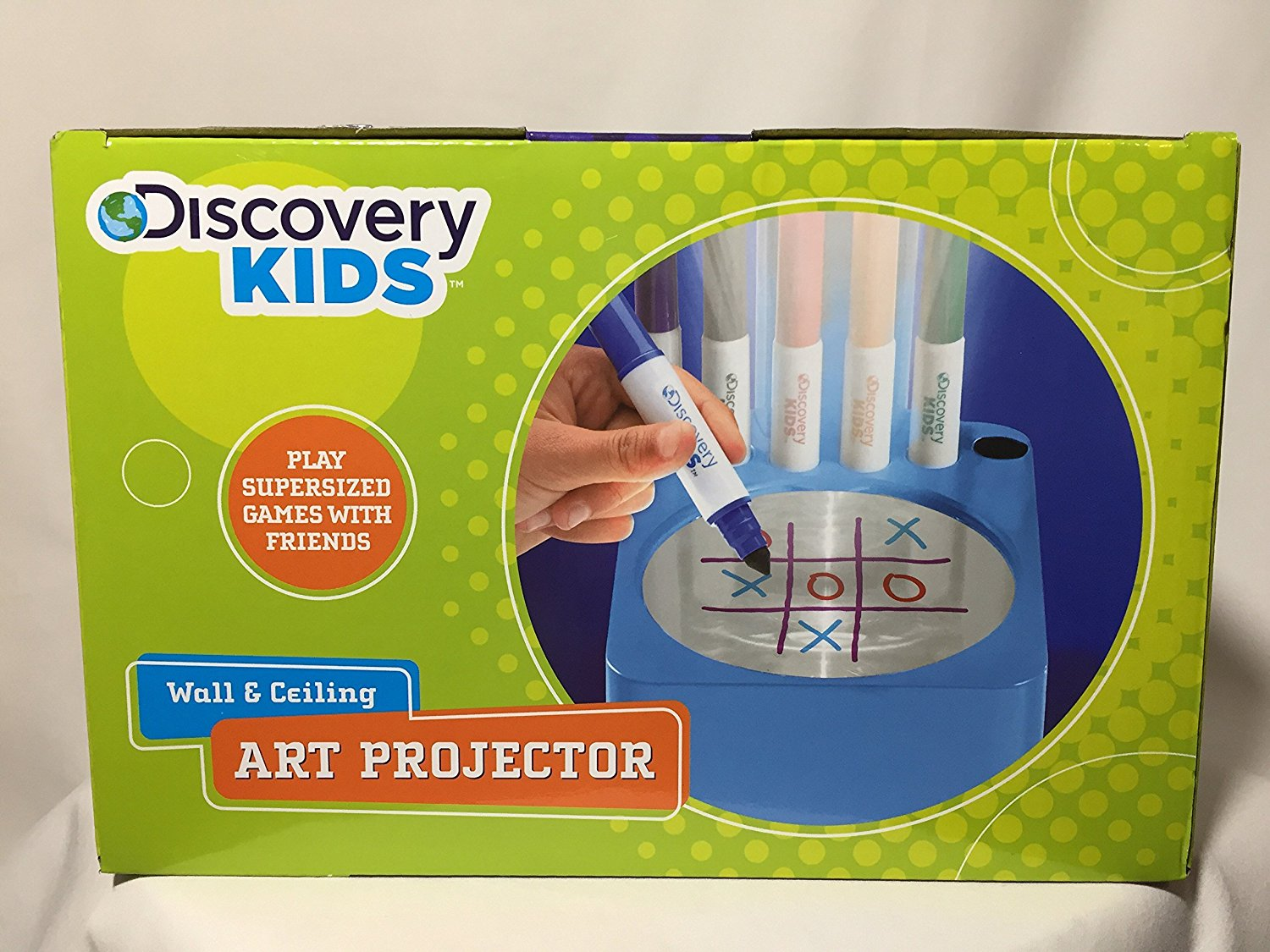discovery kids wall ceiling art projector toyboxja