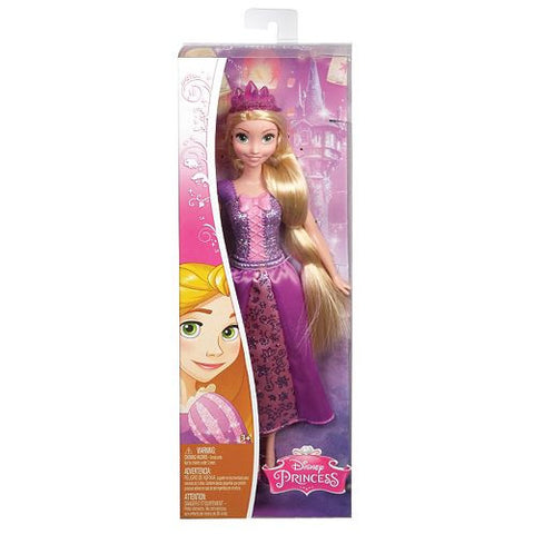 Disney Princess Royal Shimmer Rapunzel Doll