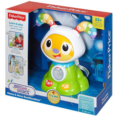 Fisher-Price Dance and Move BeatBowWow - Green