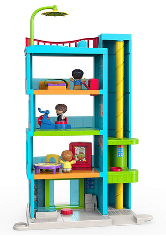 Fisher-Price Little People Friendly People Place