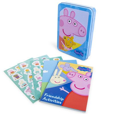 Collectible Tin - Peppa Pig
