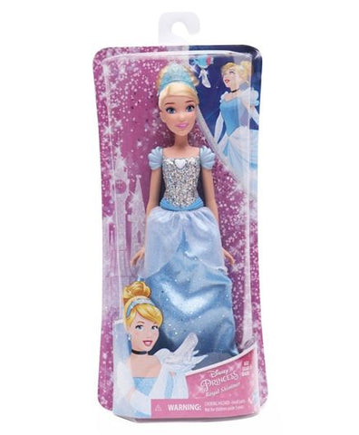 Disney Princess Royal Shimmer Cinderella Doll (Sparkle Dress)