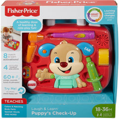 Fisher-Price Puppy Check Up Kit