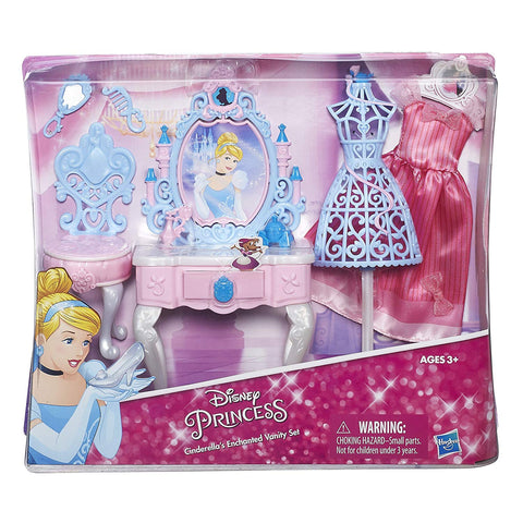 Disney Princess Cinderella's Enchanted Vanity Set