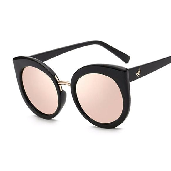 Vintage Cat Eye Stylish Sunnies - Zeelous Street Style
