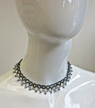 Load image into Gallery viewer, Fancy Crystal Choker