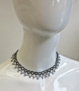 Fancy Crystal Choker