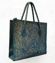 Load image into Gallery viewer, Embossed Leather Bag