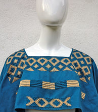 Load image into Gallery viewer, Handwoven Cotton Huipil