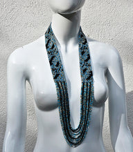 Load image into Gallery viewer, Hand-weaved Beaded Necklace