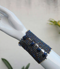 Load image into Gallery viewer, Iridescent Czech Crystal Beaded Bracelet