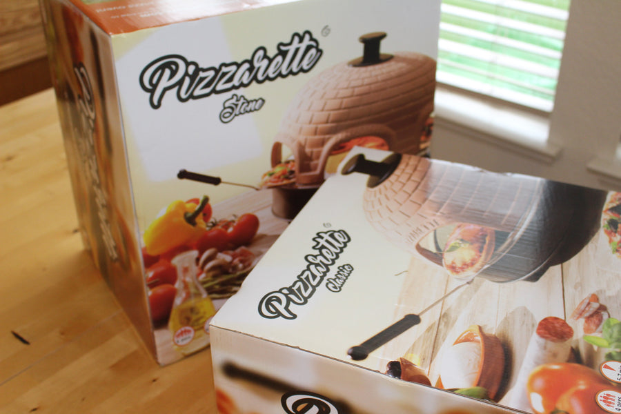 Pizzarette Stone Models are here!