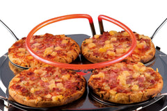 Dual Heating Element Pizzas