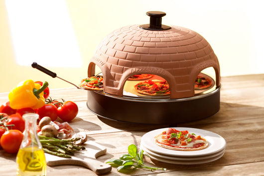 Pizzarette with Cooking Stone (6 Person Edition)