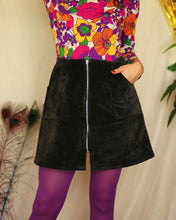 ★ VELVET CRUSH SKIRT ★