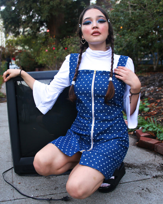★ LONELY HEARTS PINAFORE V.2 ★