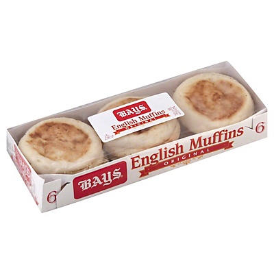 Bays Original English Muffins,6.00 ea ($0.43/count)
