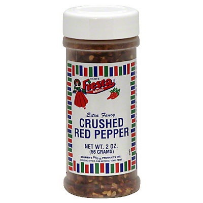 Bolner's Fiesta Crushed Red Pepper  2 OZ  ($1.26/ounce)