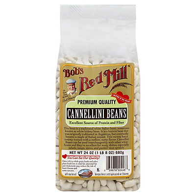 Bob's Red Mill Cannellini Beans  24 oz  ($0.44/ounce)