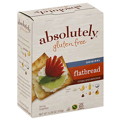 Absolutely Gluten Free Original Flatbread 5.29 OZ
