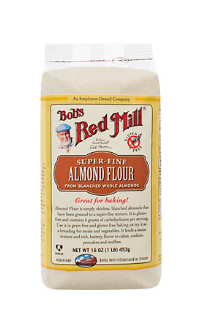 Bob's Red Mill Finely Ground Almond Meal/flour,16 oz