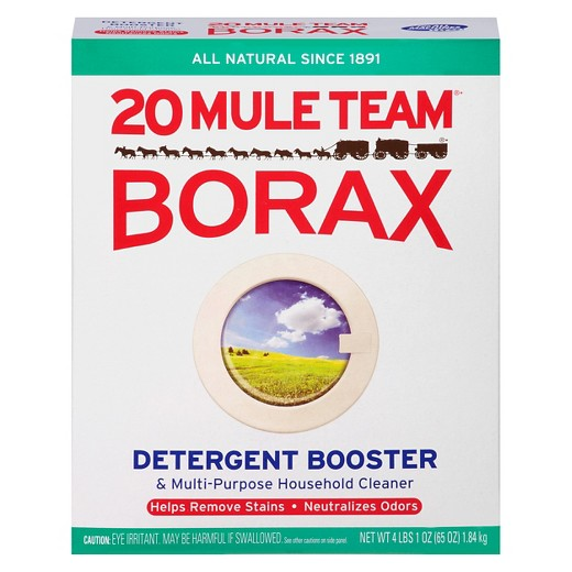 20 Mule Team Borax Detergent Booster and Multi-Purpose Cleaner 65 oz