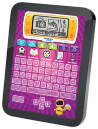 Discovery Kids - Teach & Talk Bilingual Tablet (Also available in blue)