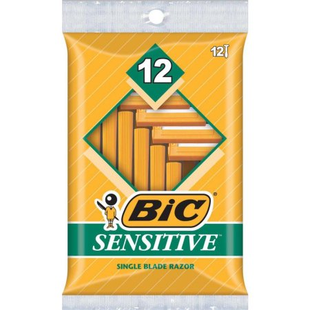 Bic Sensitive Shaver 12 CT